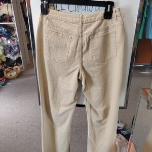 Cold Water Creek twill pants